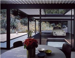 Case Study House #21, Los Angeles, CA (Pierre Koenig, architect, 1958) , Julius Shulman, JUERGEN NOGAI