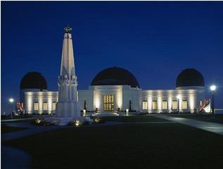 Griffith Park Observatory, Los Angeles, CA (John C. Austin, architect, 1935), Julius Shulman, JUERGEN NOGAI