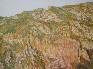 Copper Canyon Afternoon, James Urmston