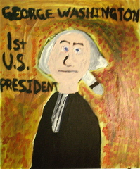George Washington, Daniel Brendel