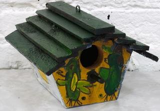 Birdhouse, Jean Wilson