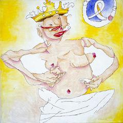 Queen, Laisvyde Salciute