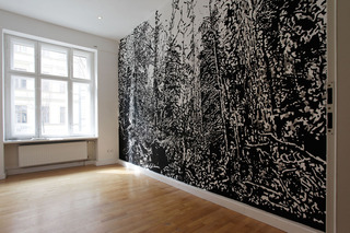 Wald (Installation View),Christopher Rose