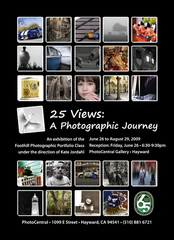 25 Views: A Photographic Journey, Design, Julia Weber