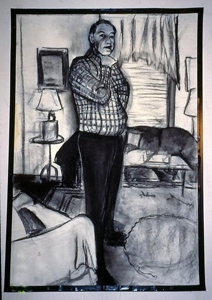 Dad__charcoal_5_by_4_feet