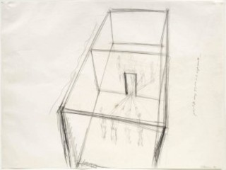 Bruce Nauman: Drawings for Installations , Bruce Nauman