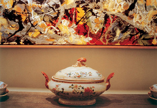 Pollock and Tureen,Louise Lawler