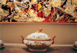 Pollock and Tureen, Louise Lawler