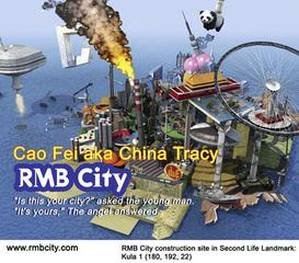 RMB City, Cao Fei