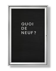 Untitled (Quoi de Neuf?), Bethan Huws