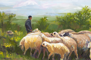 The Young Shepherd, Seda Saar