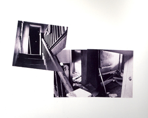 Splitting 7, Gordon Matta-Clark