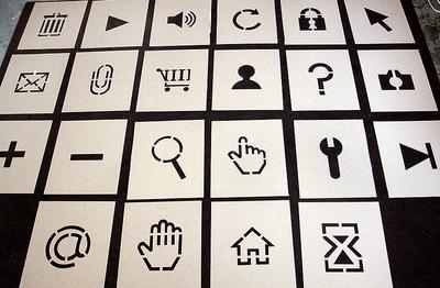 Iconsstencils