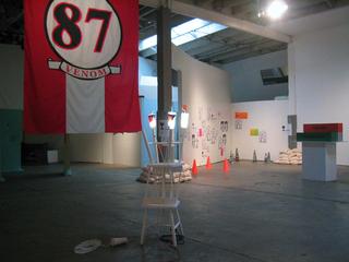 Shape exhibition , ross campbell, matt cella, Gary Warren Hubbs, Whitney Lynn, ben venom