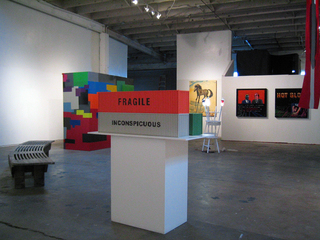 shape exhibition ,ross campbell, matt cella, Gary Warren Hubbs