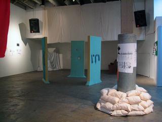 Shape exhibition , Renetta Sitoy, Whitney Lynn, eliza fernand
