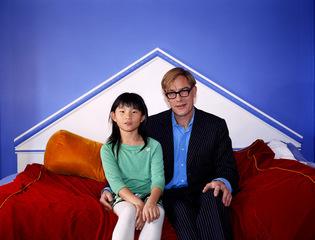 """""""Daddy and Me"""", O Zhang"""