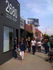 2680 South La Cienega Blvd, Maloney Fine Art