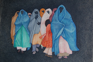 Untitled, Kausar Iqbal