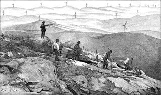 Wind Farm Survey (after Verplanck Colvin), Peter Seward