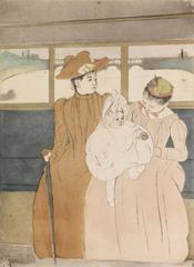 In the Omnibus, Mary Cassatt