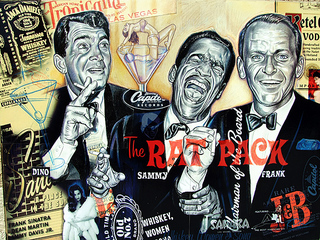 The Rat Pack, Ron Dunn