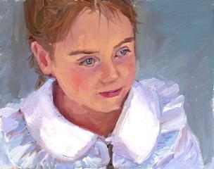 Schoolgirl From Aghtsk, Seda Saar