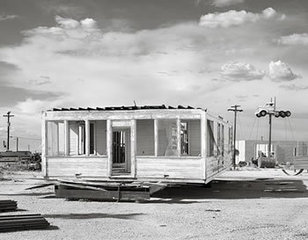 House and Flying Truck, Yucca, AZ, Tom Mallonee