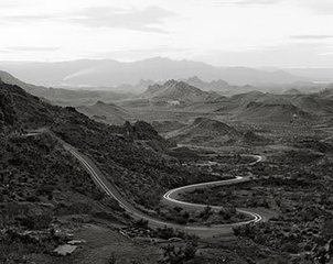 Sitgreaves Pass, near Oatman, AZ, Tom Mallonee