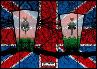 BRITANNIA, Gilbert & George