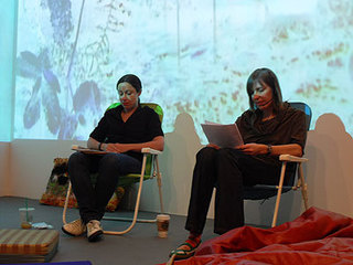 Creative Visualization, Kathryn Andrews and Emily Joyce