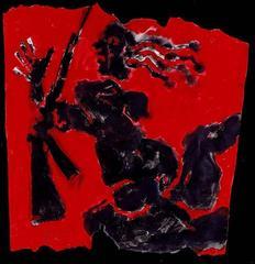 Bandit Queen, M.F. Husain