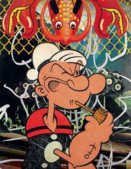 Popeye, Jeff Koons