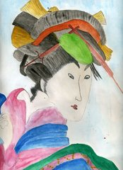 Kabuki, Fiona Hunter-Boyd-Zacharia