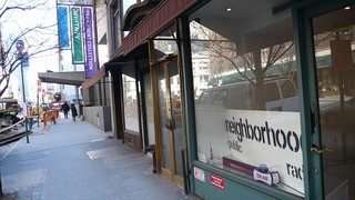 NPR\'s storefront in NYC for the Whitney Biennial, Neighborhood Public Radio
