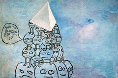 White_pyramid