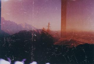 Dropped Landscape (Red), Moritz Hirsch