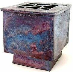 Cube, X344, Otto Natzler