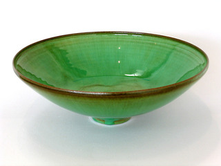 Bowl, N388,Gertrud and Otto Natzler