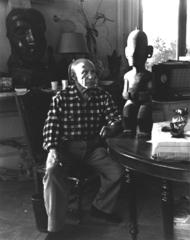 Picasso et la Sculpture Primitive, Lucien Clergue