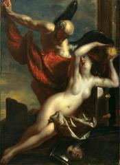 Time Revealing Truth,Theodoor van Thulden