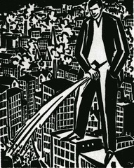 From Passionate Journey, Frans Masereel
