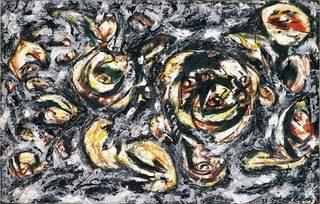 Ocean Greyness, Jackson Pollock
