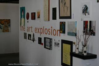 Art Explosion Studios 17th St,