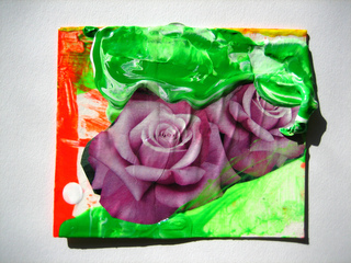 Two Large Roses, Raymie Iadevaia