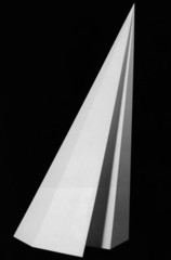 Pyramid #7, Sol LeWitt