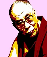 Heroes # Tenzin Gyatso,