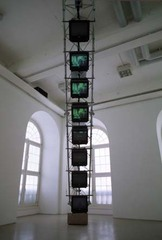 Transmission Tower: Sentinel, Dara Birnbaum