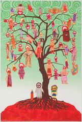 Waq-Waq Tree, Erin Cosgrove