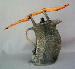 Dancing Teapot, Frank Matranga